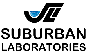 Suburban Laboratories, Inc. Retina Logo